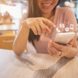 Smart phone communications